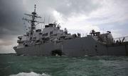 Chỉ huy hai tàu chiến va chạm Mỹ bị buộc tội giết người
