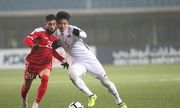 U23 Syria 0-0 U23 Việt Nam