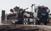 Thổ Nhĩ Kỳ dồn xe tăng đến biên giới Syria, thề diệt dân quân Mỹ hậu thuẫn