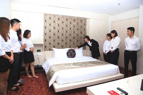 Khách sạn - Ẩm thực là một trong những ngành học được nhiều bạn trẻ chọn lựa.