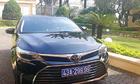 Một cán bộ Đà Nẵng bị khiển trách vì 'xe doanh nghiệp tặng'