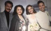 Đình Bảo cúi đầu xin lỗi Hương Lan, Việt Hương vì sự cố đám cưới