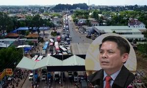 Bộ trưởng Giao thông: 'Tôi không tư túi tại BOT Cai Lậy'