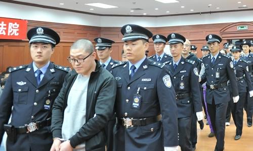 Lý Đông Triết ra tòa năm 2014. Ảnh: WSJ.