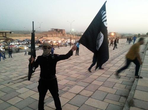 Một phiến quân Nhà nước Hồi ii