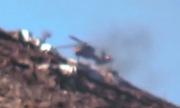 Khoảnh khắc trực thăng Thổ Nhĩ Kỳ thoát tên lửa trong gang tấc
