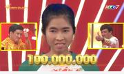 Cô gái ẵm 100 triệu vì khiến Trường Giang, Trấn Thành bái phục