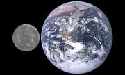 Hành tinh nào bé nhất trong hệ Mặt Trời?