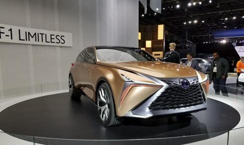 5 mẫu xe hấp dẫn tại triển lãm ôtô Detroit 2018