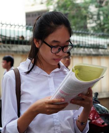 Hiệu trưởng THPT đề xuất tăng môn thi vào lớp 10 ở Hà Nội