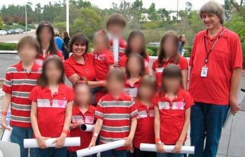 13 người con nhà Turpin sẽ được chăm sóc sức khỏe và tâm lý ổn định để tìm người giám hộ mới. Ảnh: ABC.