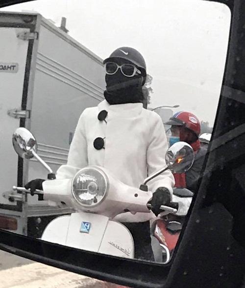 Mốt mới của chị em ninja Việt.