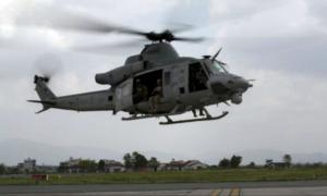 Trực thăng quân sự Mỹ bay qua trường học ở Nhật, Tokyo lên án