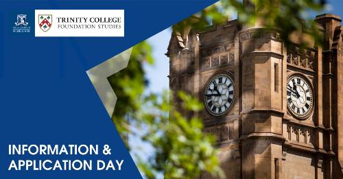 Ngày hội ghi danh vào Đại học Melbourne & Trinity College, Australia