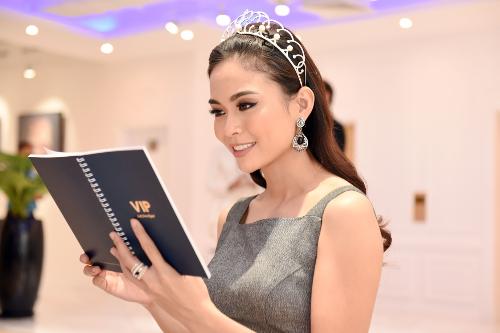 Hoa hậu H Hen Niê và hai á hậu lên kế hoạch học tiếng Anh - 5