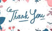 Năm cách nói thay thế 'thank you'