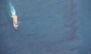 Tàu Iran chìm ngoài khơi Trung Quốc bị nghi rò rỉ dầu nặng