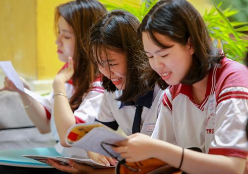 Chương trình môn học mới hướng đến tính ứng dụng. Ảnh: Thành Nguyễn.