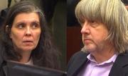 Cặp vợ chồng Mỹ tra tấn 13 con theo đợt, cho tắm một lần trong năm
