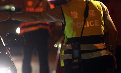 Cảnh sát Đài Bắc. Ảnh: CNA.