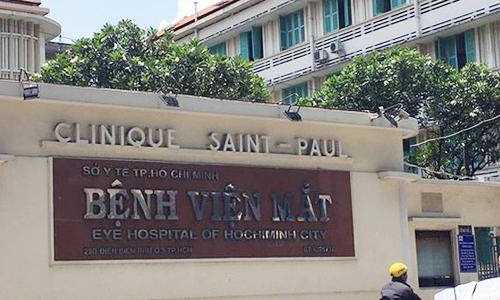 Nguyên giám đốc Bệnh viện Mắt TP HCM bị cho là 'thiếu thành khẩn'