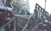 TP HCM khẩn cấp sửa cầu bị sập song song xây cầu mới