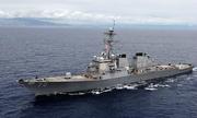Trung Quốc xua đuổi chiến hạm Mỹ ở bãi cạn Scarborough