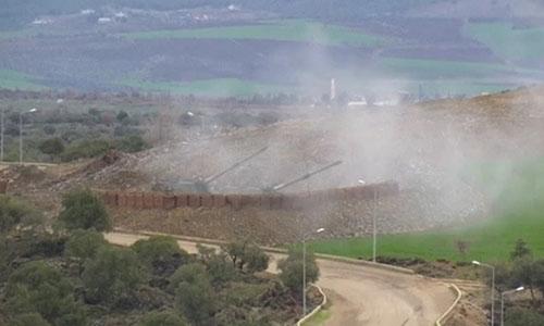 Thổ Nhĩ Kỳ nã pháo sang Syria, bắt đầu chiến dịch diệt khủng bố