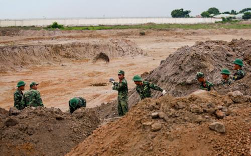 TP HCM tìm hài cốt liệt sĩ trong chiến dịch Mậu Thân
