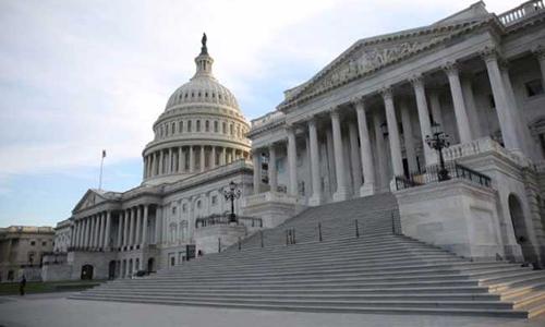 Tòa nhà quốc hội Mỹ. Ảnh: Reuters.