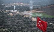 Bộ binh Thổ Nhĩ Kỳ tiến vào Syria để giao tranh với dân quân