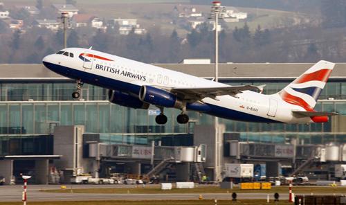 Một chiếc máy bay của hãng hàng không có phi công bị bắt vì bị nghi say rượu. Ảnh: Reuters.