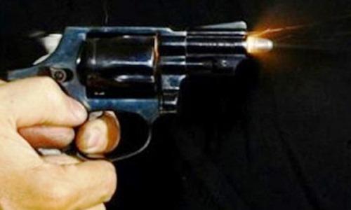 Giải quyết va chạm giao thông bằng súng, một người chết