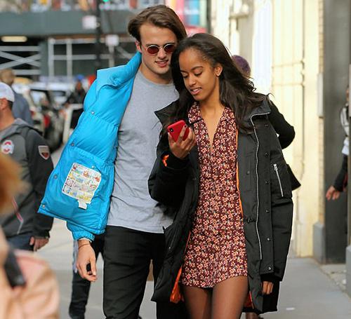 Malia và Rory đang là sinh viên Harvard. Ảnh: GC Images