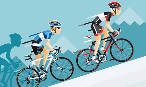 Cảnh sát không tin khi xe đạp chạy hơn 250km/h