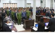 Bị cáo Đinh La Thăng bị xử 13 năm tù, Trịnh Xuân Thanh chung thân