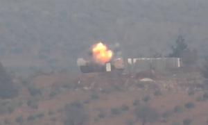 Dân quân Kurd tuyên bố diệt 5 xe tăng Thổ Nhĩ Kỳ trong một ngày
