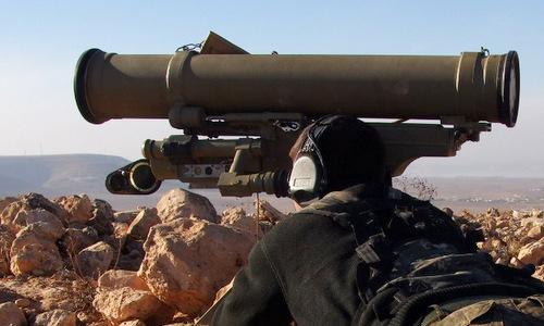 Ác mộng của xe tăng Thổ Nhĩ Kỳ trên chiến trường Syria