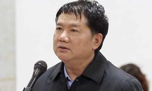Sáng nay tòa tuyên án ông Đinh La Thăng và 21 bị cáo