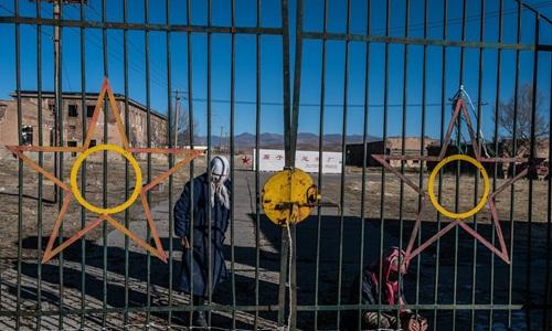 Cao điểm, Nhà máy 221 có tới 18 xưởng, phòng thí nghiệm và các tòa nhà nằm rải rác trên một diện tích rộng gần 570 km2. Ảnh minh họa: New York Times.