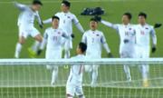 Văn Thanh 'vênh mặt' sau khi đưa Việt Nam vào chung kết U23 châu Á