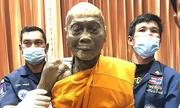 Nhà sư Thái Lan 'mỉm cười' sau khi qua đời hai tháng