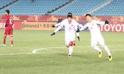 Các bàn thắng trong trận bán kết Việt Nam - Qatar