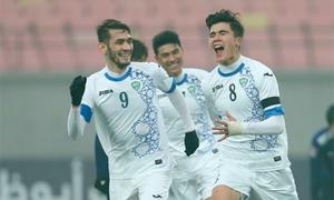 Uzbekistan vùi dập Hàn Quốc, gặp Việt Nam ở chung kết