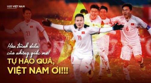 Thơ chế, nhạc chế hài hước về U23 Việt Nam - 1