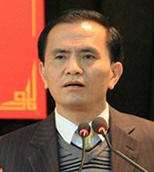 Nguyên Phó chủ tịch UBND tỉnh Thanh HóaNgô Văn Tuấn. Ảnh: Lam Sơn.