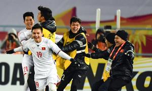 Chàng trai Việt ở Mỹ phấn khích vì U23 khiến hàng xóm gọi cảnh sát