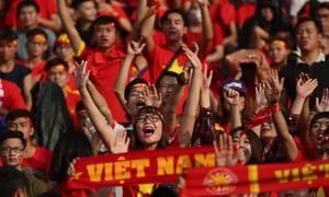 Đội U23 sẽ giao lưu với cổ động viên tại sân vận động Mỹ Đình