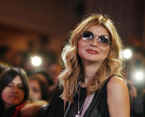 Bà Karimova, con gái của cố tổng thống Uzbekistan Karimov. Ảnh: Toronto Star.