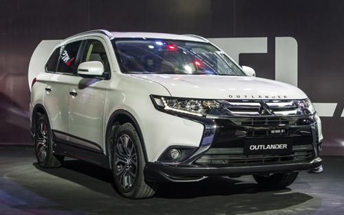Mitsubishi Outlander lắp ráp giá từ 808 triệu - tham vọng đột biến tại Việt Nam